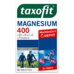 Taxofit Magnesium 400 Depot Tabletten 59,7g - 45 Stück