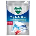 Wick Triple Action ohne Zucker 72g