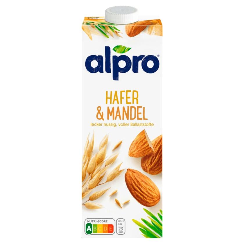 Alpro Hafer-Mandel-Drink vegan 1l
