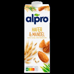 Alpro Hafer-Mandel Drink vegan 1l
