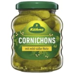 Kühne Süße Cornichons mild-süß 110g