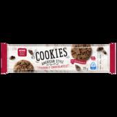 REWE Beste Wahl Cookies American Style Double Chocolate 225g