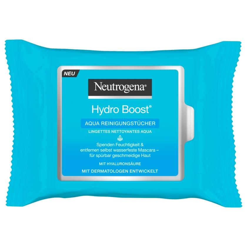 Neutrogena Hydro Boost Aqua Reinigungstücher 25 Stück