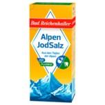Bad Reichenhaller Marken-Jodsalz mit Fluorid 500g