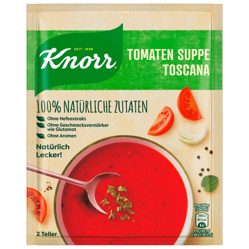 Knorr Natürlich Lecker Tomatensuppe Toscana 58g