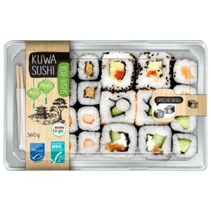Rewe To Go Kuwa Sushi Box 360g Bei Rewe Online Bestellen