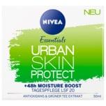 Nivea Essentials Urban Skin Protect Tagespflege LSF 20, 50ml