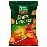 Funny-frisch Chips Cracker Paprika 90g