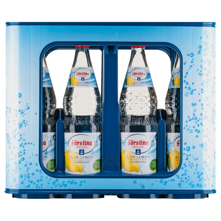 Förstina Sprudel Plus Lemon 12x0,7l