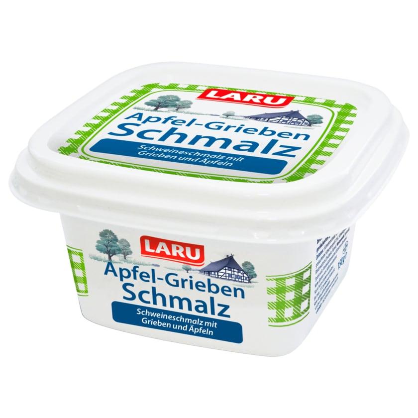 Laru Apfel-Grieben Schmalz 150g