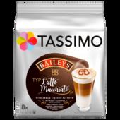 Tassimo Bailey's Latte Macchiato 8+8 Kapseln 264g