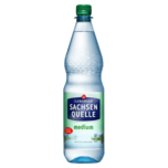 Ileburger Mineralwasser Medium 1l