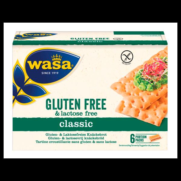 Wasa Classic gluten- und laktosefrei 283g bei REWE online bestellen!