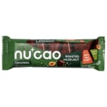 nucao Bio Roasted Hazelnut Riegel vegan 40g