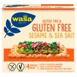 Wasa Knäckebrot Sesame & Sea Salt vegan 240g