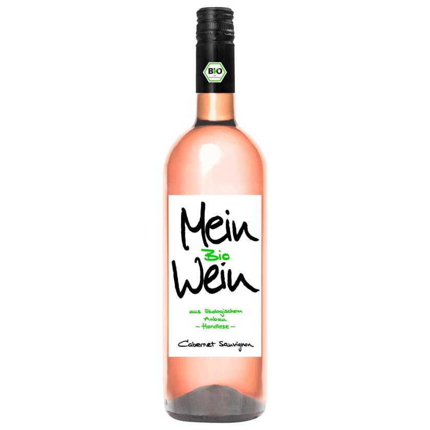 Mein Bio Wein Cabernet Sauvignon Rosé 0,75l