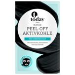 Today Maske Peel-Off Aktivkohle 15ml