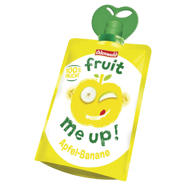 Odenwald Fruit Me Up Apfel-Banane 90g