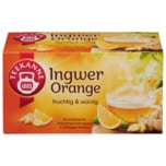 Teekanne Ingwer-Orange 32,4g, 18 Beutel