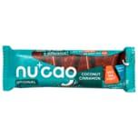 nucao Bio Coconut Cinnamon Riegel vegan 40g