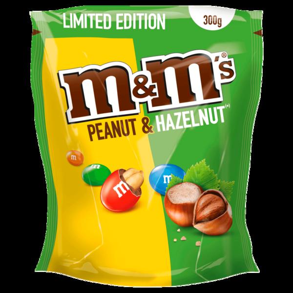 m&m's Peanut and Hazelnut Limited Edition 300g