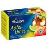 Meßmer Apfel-Limette 50g, 20 Beutel