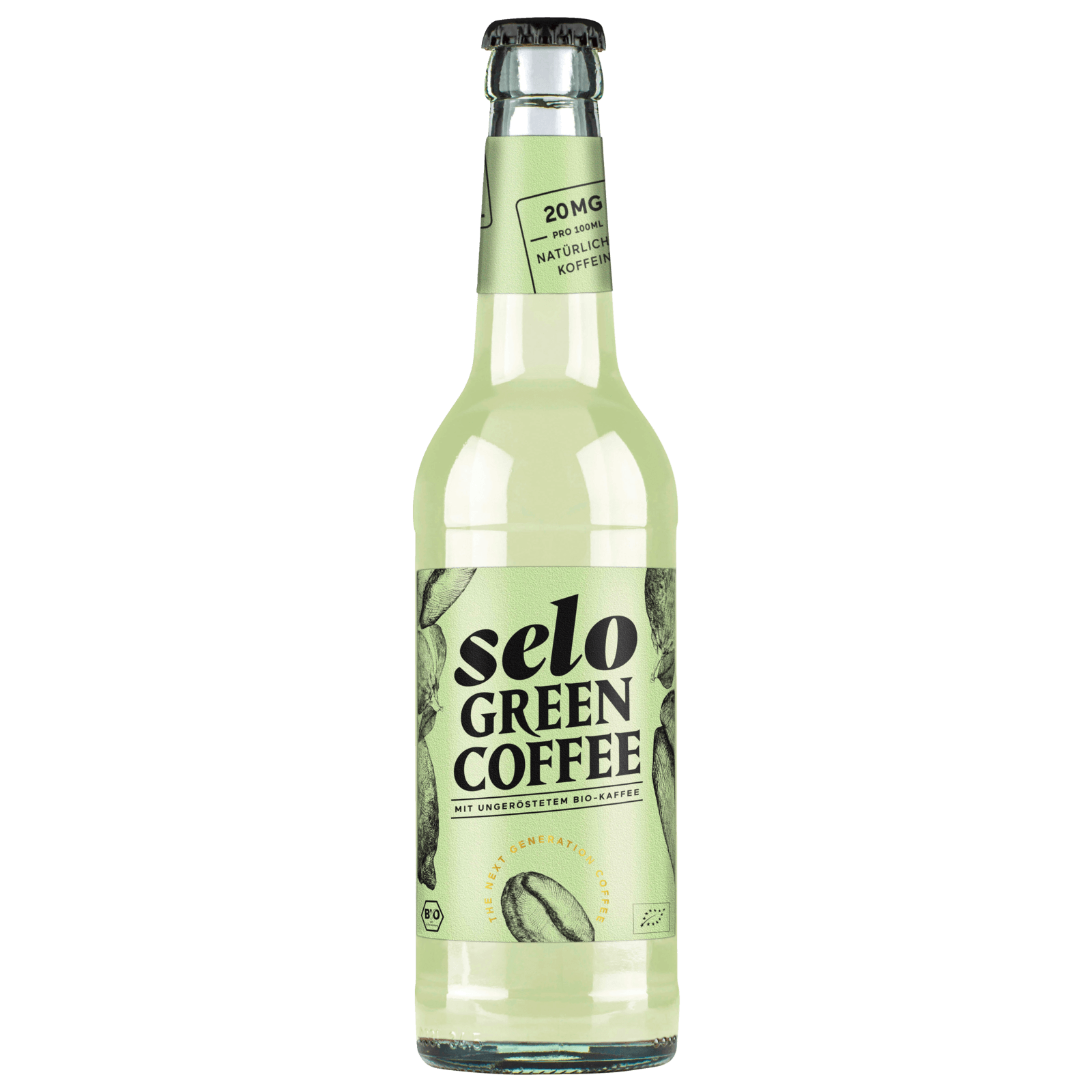 Selo Green Coffee 0,33l