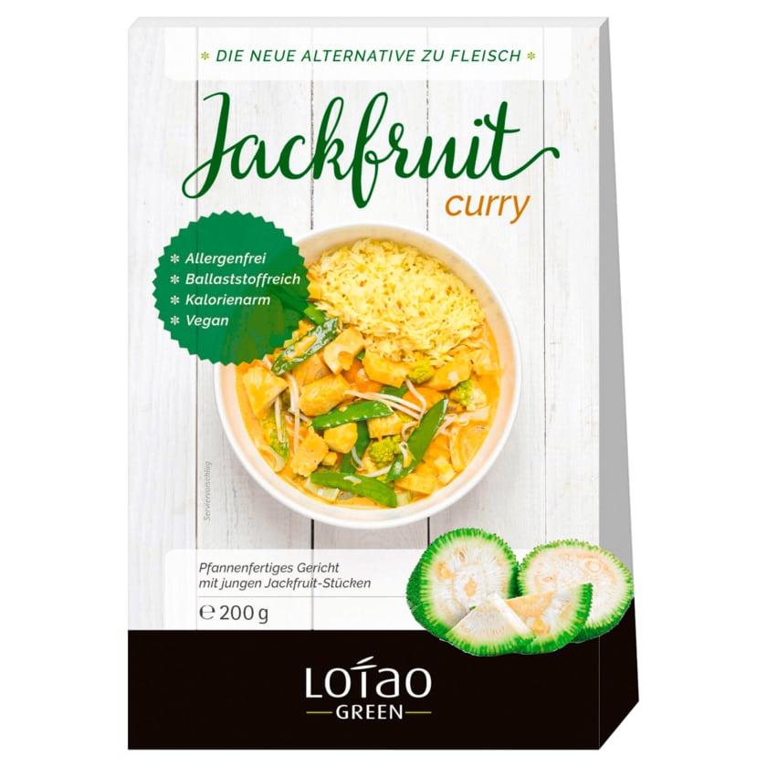 Lotao Bio Jackfruit Curry vegan 200g