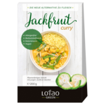 Lotao Green Bio Jackfruit Curry 200g