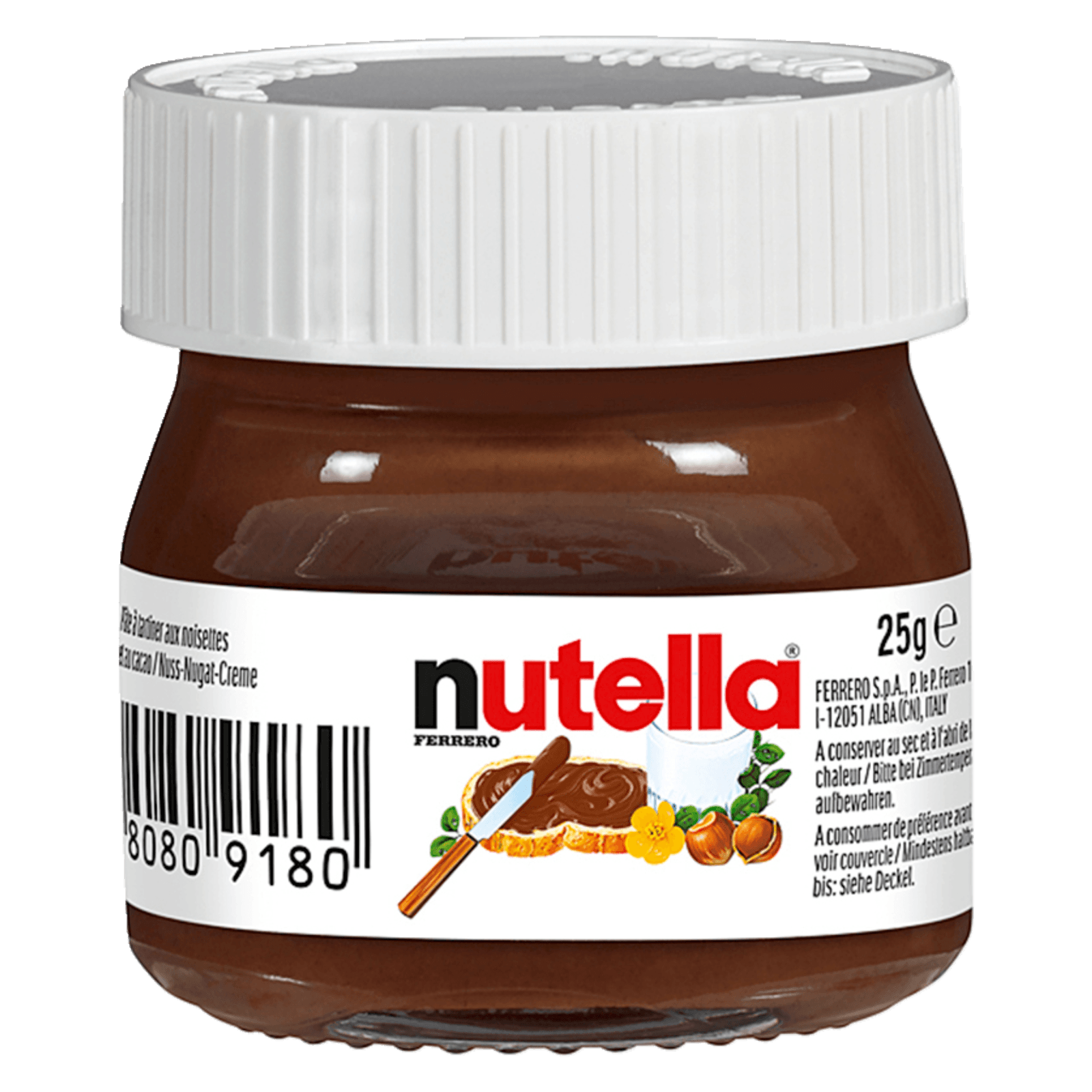 Nutella Mini 25g