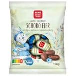 REWE Beste Wahl Gefüllte Eier aus Vollmilchschokolade 100g