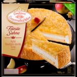 Coppenrath & Wiese Feinste Sahne Apfel-Bourbon-Vanille Torte 1,4kg