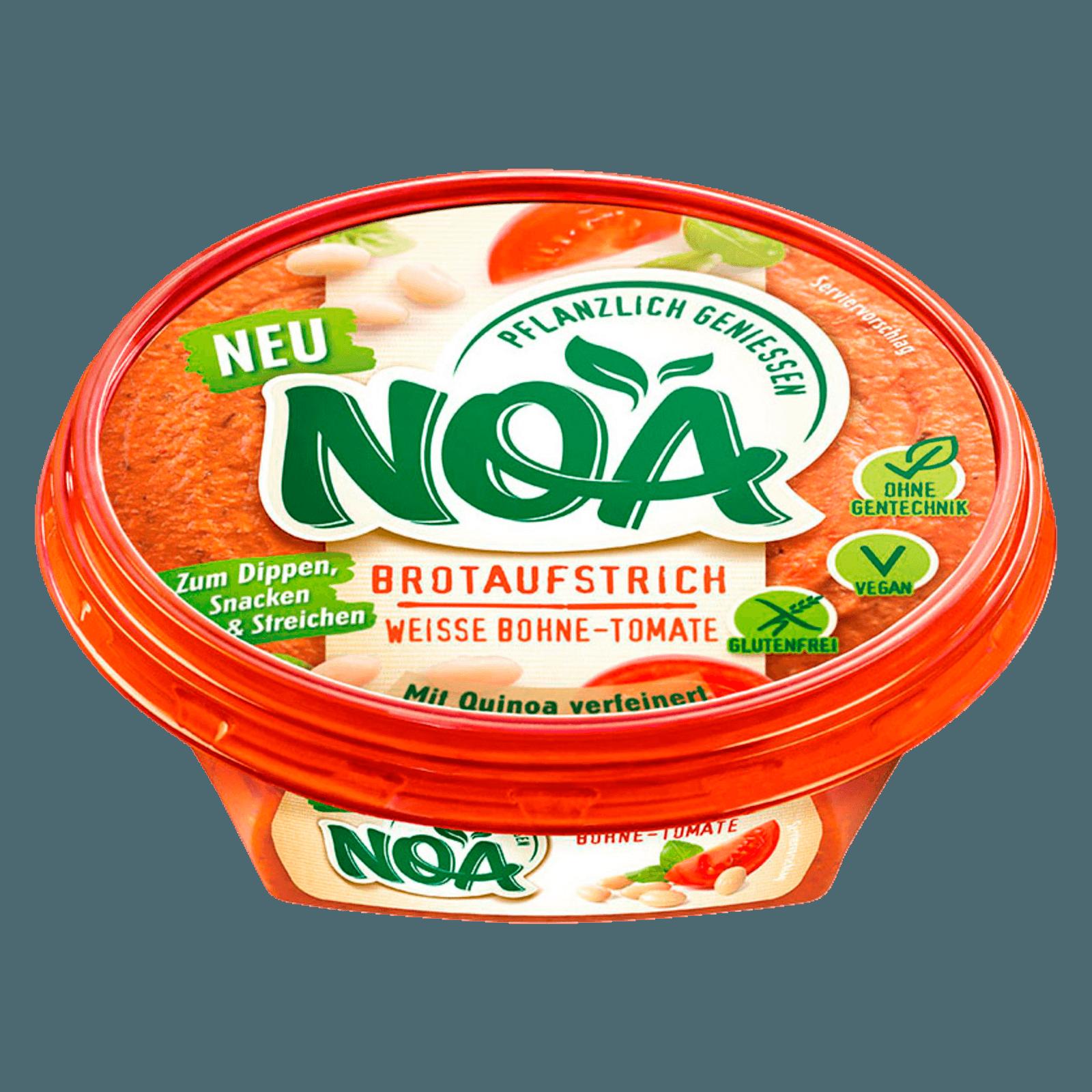 Noa Brotaufstrich Weisse Bohne-Tomate 175g