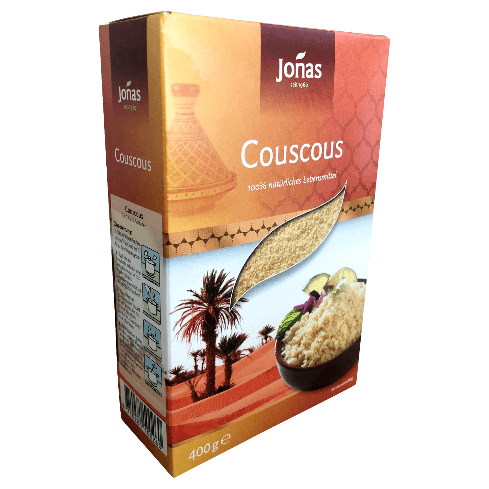 Jonas Couscous 400g