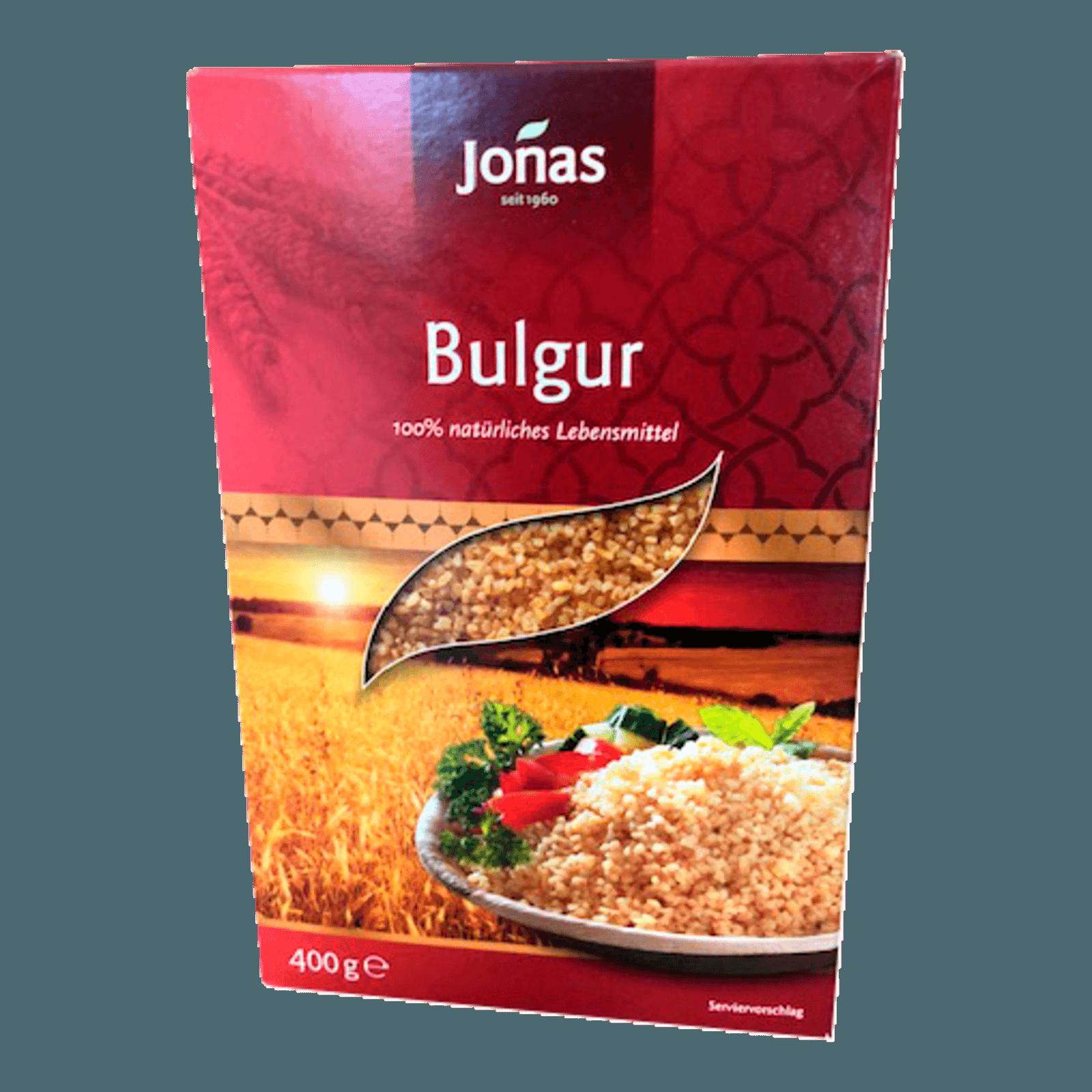 Jonas Bulgur 400g