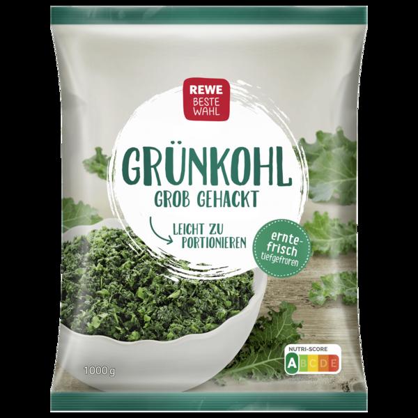 REWE Beste Wahl Grünkohl 1000g