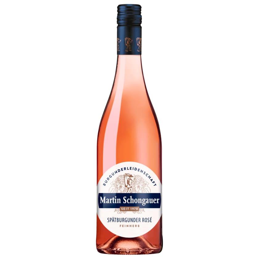 Martin Schongauer Spätburgunder Rosé Feinherb QBA 0,75l