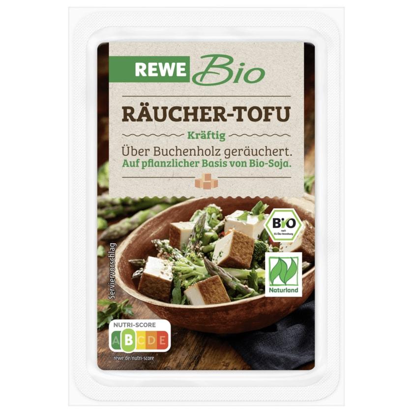 REWE Bio Räucher Tofu vegan 185g