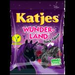 Katjes Wunderland Black Edition 200g