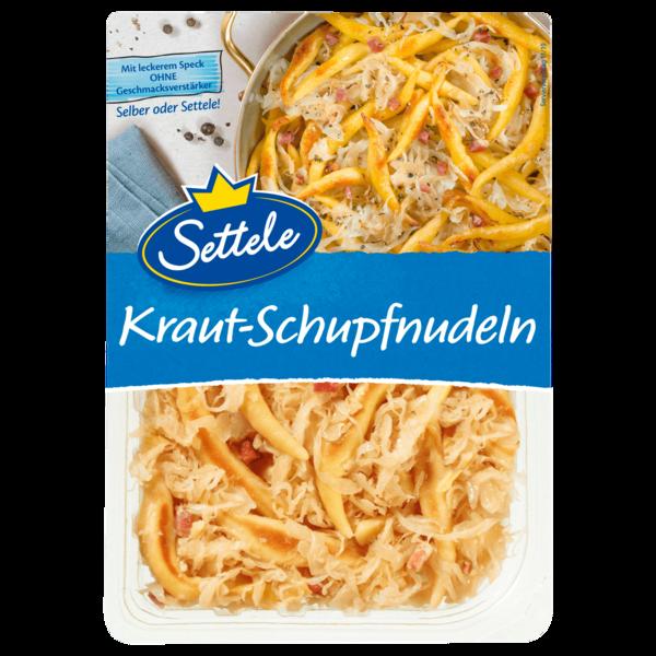 Settele Kraut-Schupfnudeln 400g