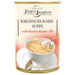 Jürgen Langbein Kokosnuss-Rahm-Suppe 400ml