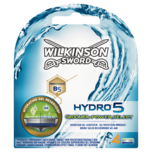 Wilkinson Hydro 5 Groomer Power Select 4 Stück