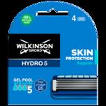 Hydro5 Klingenpackung 4er neu 2017