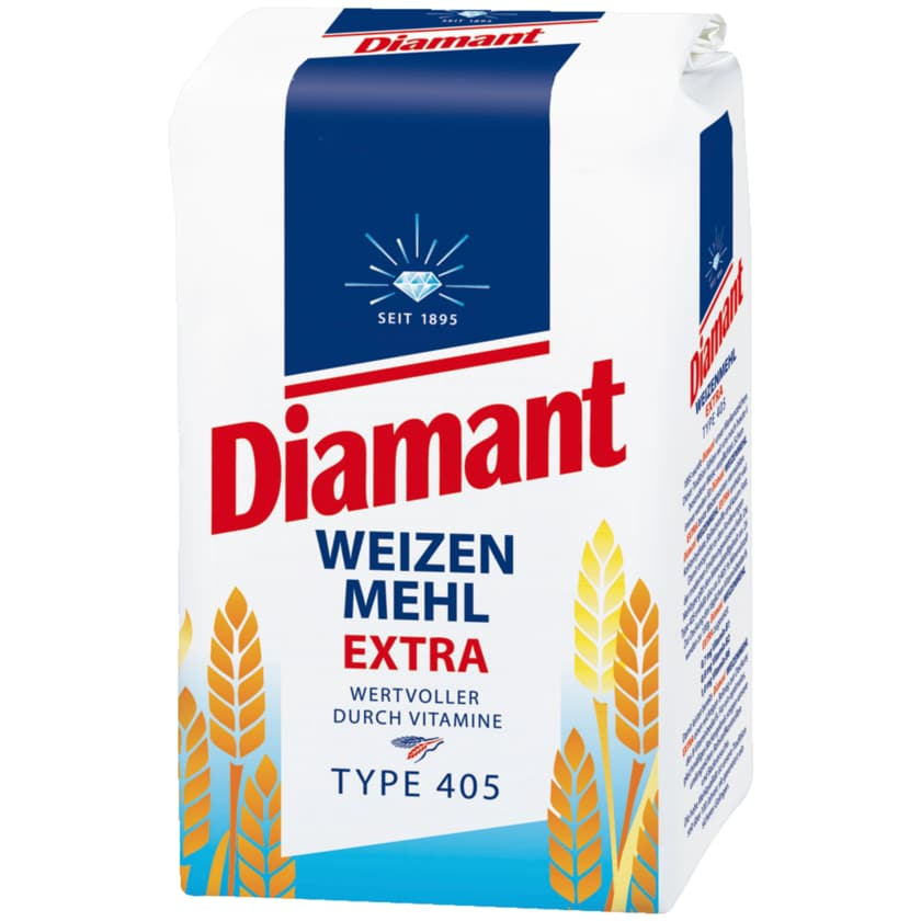 Diamant Weizenmehl Extra 500g