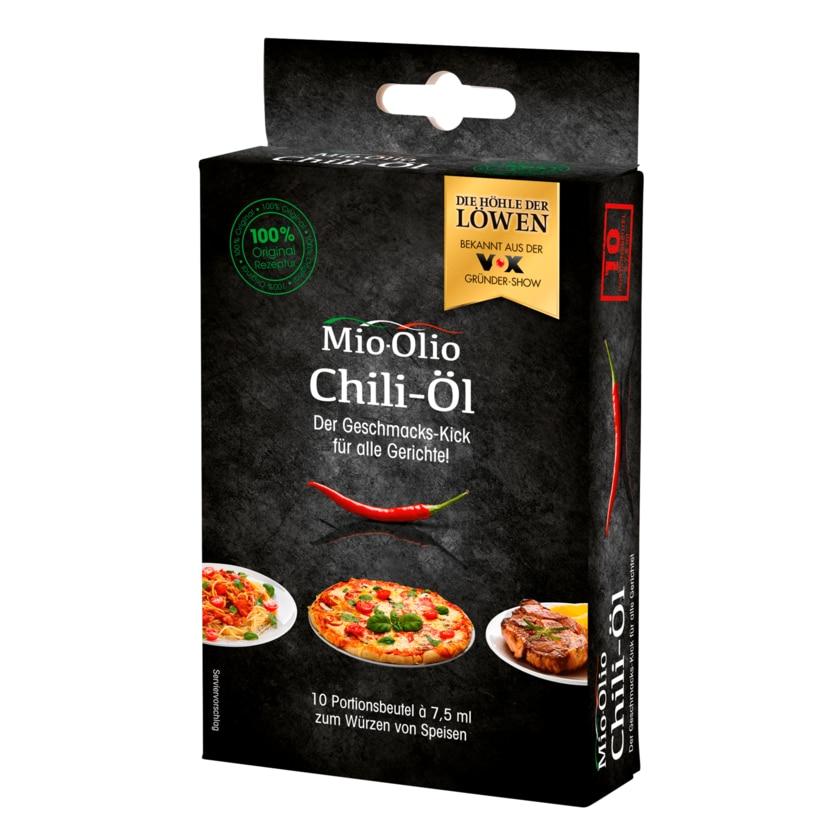 Mio-Olio Chili-Öl 10x7,5ml, 75ml