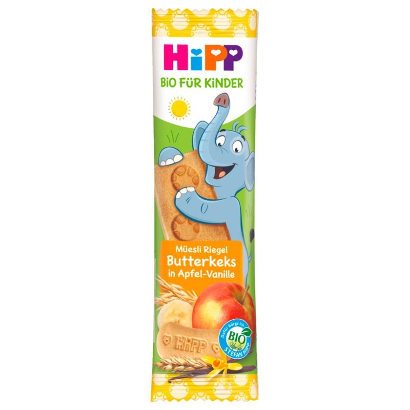Hipp Müesli-Freund Bio Butterkeks in Apfel-Vanille 20g