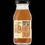 Escoffier Bio Rinder Brühe 235ml