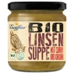 Escoffier Bio Linsensuppe 355ml