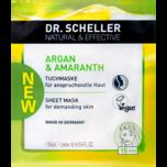 Dr. Scheller Argan & Amaranth Maske 1Stk