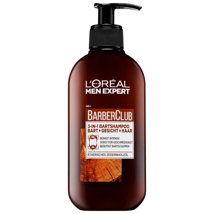 L'Oréal Men Expert Barber Club Bartshampoo 200ml